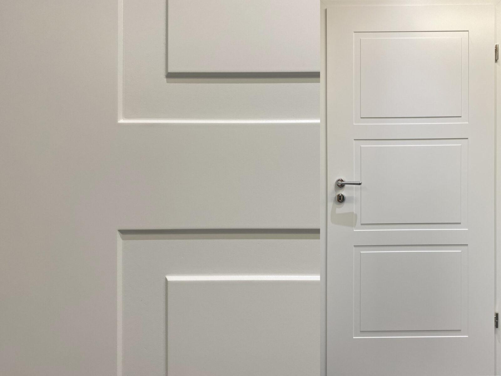 Weißlack Atrium