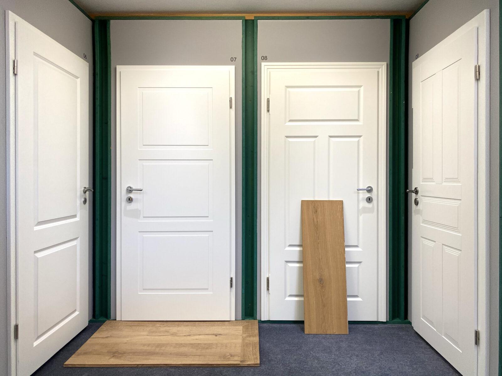 Parkett und Türen